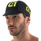 Alé Cycling Cap Headwear yellow/black